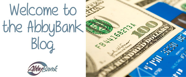 Follow the AbbyBank blog for the latest information and helpful financial tips.
