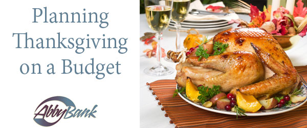 Thanksgiving doesn't have to be expensive if you plan ahead and shop smart.
